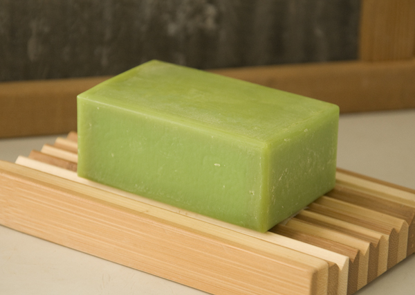 how to make fruit scented soap